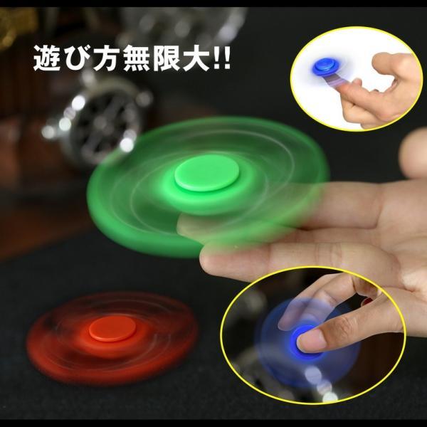 ハンドスピナー Hand Spinner 三角 軽量 知育玩具 ストレス解消 子供 おもちゃ 特価セール|i-concept|06