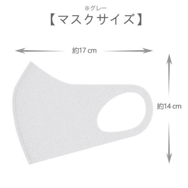 還元セール マスク 5枚セット 蒸れない 夏用 涼しめ ウレタンマスク 在庫あり 立体 大人用 子供用 3D 洗える 花粉対策 風邪 ブラック|i-concept|11