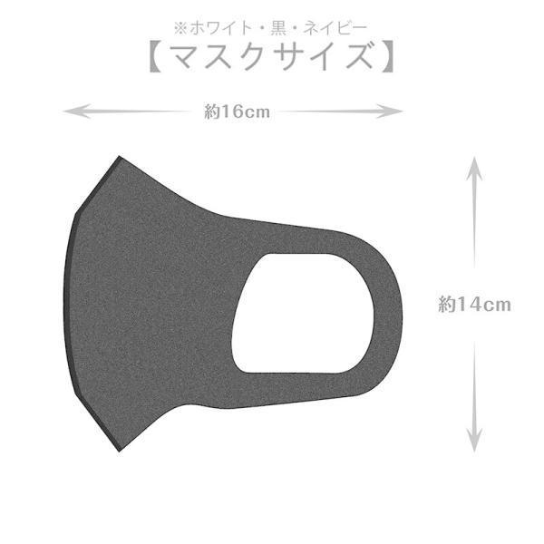 還元セール マスク 5枚セット 蒸れない 夏用 涼しめ ウレタンマスク 在庫あり 立体 大人用 子供用 3D 洗える 花粉対策 風邪 ブラック|i-concept|12