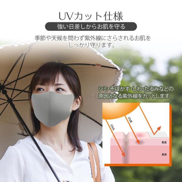 還元セール マスク 5枚セット 蒸れない 夏用 涼しめ ウレタンマスク 在庫あり 立体 大人用 子供用 3D 洗える 花粉対策 風邪 ブラック|i-concept|08