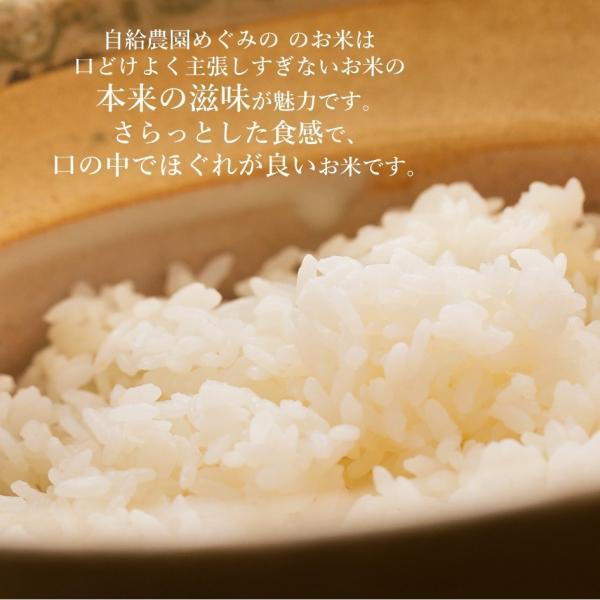 無農薬無肥料の自然栽培 めぐみの米 3kg i-crtshop 04