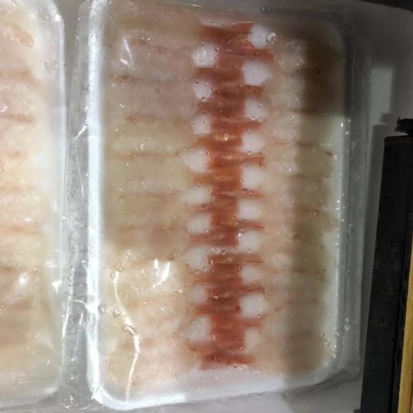 寿司エビ 赤エビ 1バック 20尾 期間特売