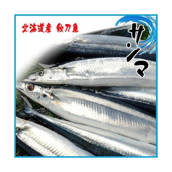 サンマ 2kg 1尾150g以上 約10-12尾前後 北海道産  秋 サンマ 秋刀魚 さんま|i-ichiba