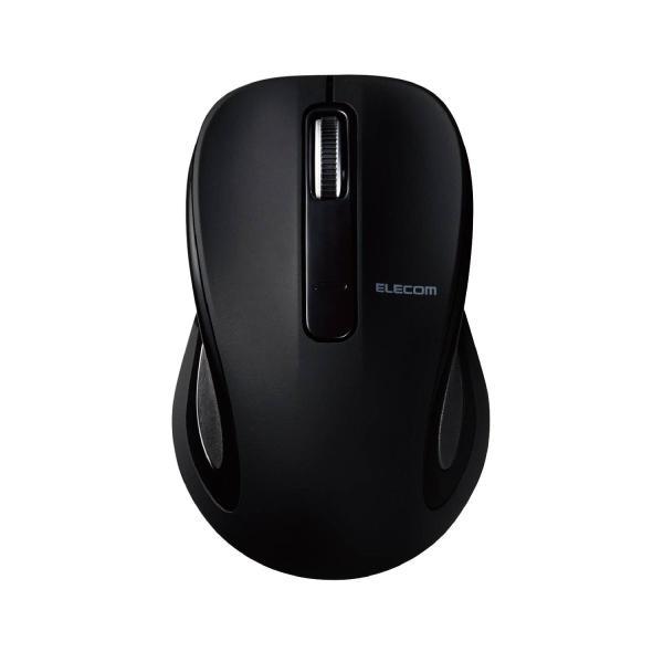 エレコム Bluetoothマウス/3ボタンSサイズ M-BT17BBBK ブラックの画像