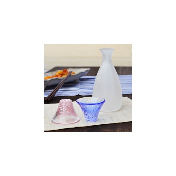 東洋佐々木ガラス 富士山冷酒セット i-matsumoto 02