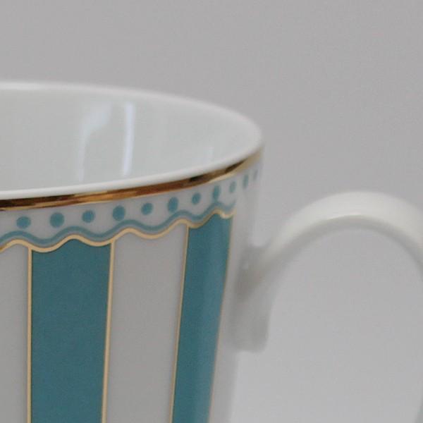 ノリタケ食器 カーニバル マグカップ ライトブルー i-matsumoto 05