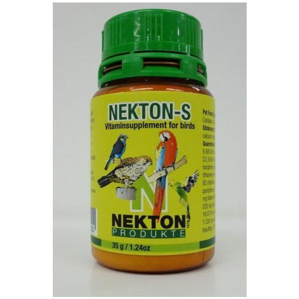 |ネクトンS NEKTON-S 35g 鳥類用ビタミン