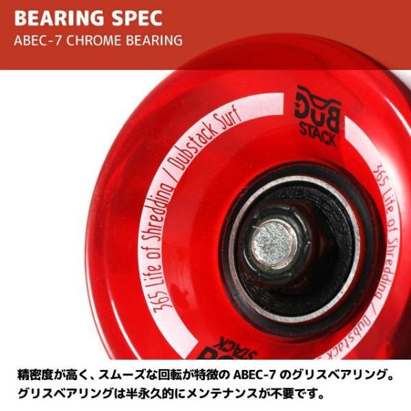 【あすつく】DUB STACK ミニクルージング スケートボード DSB-17 | 7PLY メープルデッキ | ABEC7ベアリング採用 | ダブスタック|i-shop-sakura|04