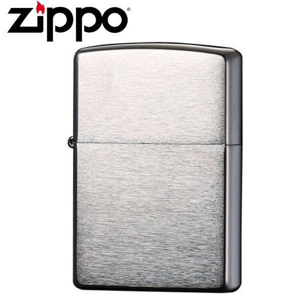 ZIPPO ジッポー ライター 正規品 クローム ジッポ NO.200 シンプル レギュラータイプ 無地 ベストセラー商品 1936年 オイルライター #200 ◇ Zippo ライター