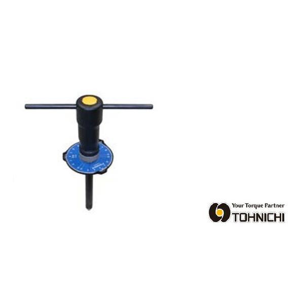 東日 FTD8N2-S ダイヤル形 トルクドライバー 1-8cN.m (0.01-0.08N.m)(ビット付) TOHNICHI / 東日製作所