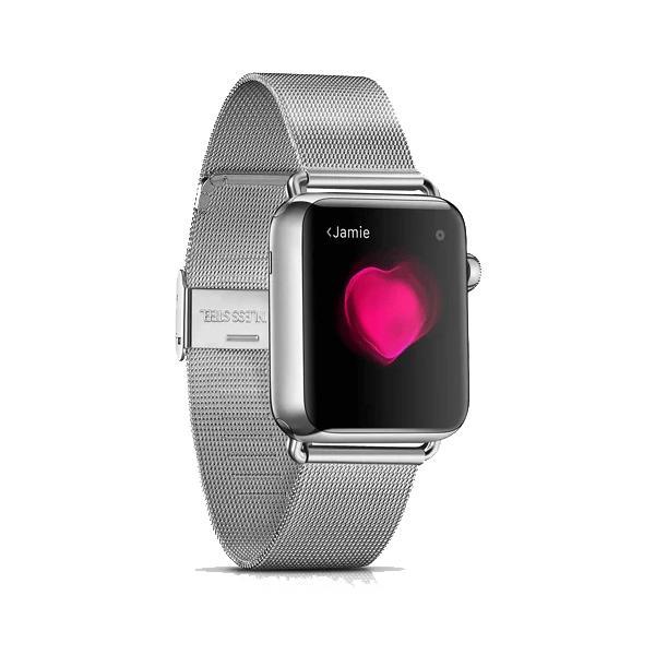 アップルウォッチ AppleWatch バンド ベルト 38mm 42mm 高級 ステンレススチールベルト 交換バンド 時計ベルト 取付け簡単 ビジネス使用もOK ICARER 全4色|iah-rare-case-shop|05