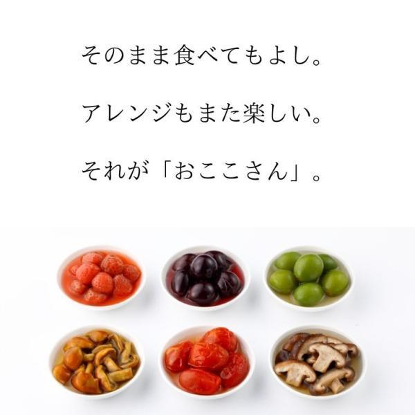 フルーツピクルス「おここさん」3種セット 送料無料 長久保食品 いわき 福島 若桃 いちご ぶどう iandu 03