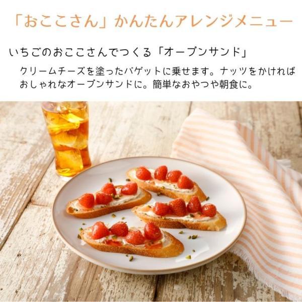 フルーツピクルス「おここさん」3種セット 送料無料 長久保食品 いわき 福島 若桃 いちご ぶどう iandu 04