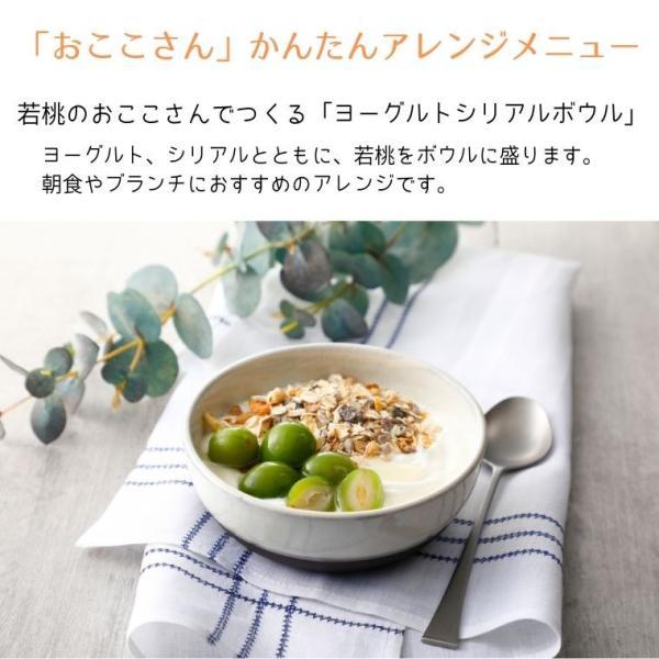 フルーツピクルス「おここさん」3種セット 送料無料 長久保食品 いわき 福島 若桃 いちご ぶどう iandu 05