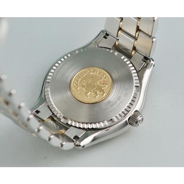 グランドセイコー K18YGxSS製 SBGX002 9F62-0A20 クォーツ メンズ 腕時計 2405001156523 中古|ibe7171|02