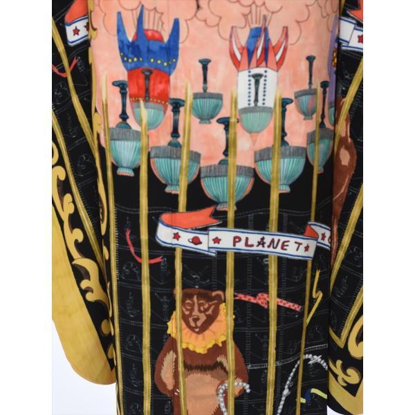 ツモリチサト 振袖レンタルフルセット(2月〜12月上旬)8ACB103 振袖 レンタル レトロ 卒業式 結婚式 ゲスト 振袖レンタル 着物レンタル レトロモダン ibis 04