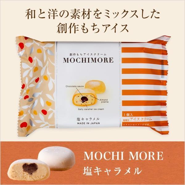 MOCHI MORE 6種 お試しセット(6種類入り)(送料無料)(和と洋の素材をミックスした創作もちアイス)|ice-ouan|07