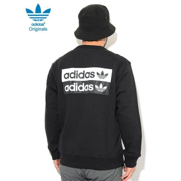 アディダス トレーナー adidas メンズ RYV A クルー スウェット オリジナルス ( RYV A Crew Sweat Originals トップス 男性用 FM2262 )|icefield|04