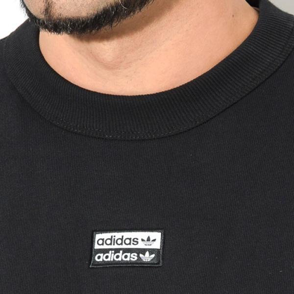 アディダス トレーナー adidas メンズ RYV A クルー スウェット オリジナルス ( RYV A Crew Sweat Originals トップス 男性用 FM2262 )|icefield|05
