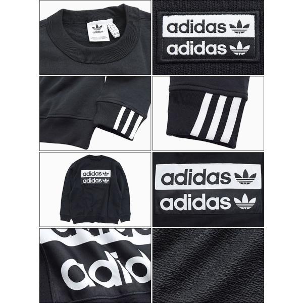 アディダス トレーナー adidas メンズ RYV A クルー スウェット オリジナルス ( RYV A Crew Sweat Originals トップス 男性用 FM2262 )|icefield|06