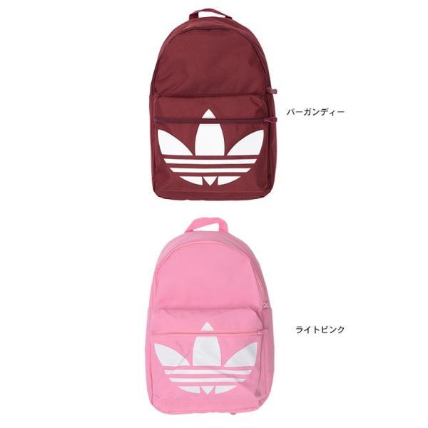 アディダス adidas リュック トレフォイル クラシック オリジナルス(Trefoil Classic Backpack AJ8527 AJ8528 AJ8529 AY8700 AY8701)|icefield|03