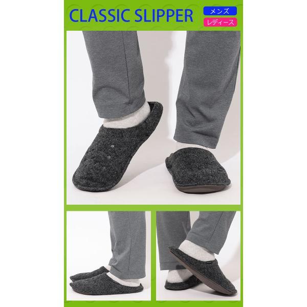 クロックス サンダル crocs レディース & メンズ クラシック スリッパ(CLASSIC SLIPPER unisex ユニセックス ルームシューズ 203600)|icefield|04
