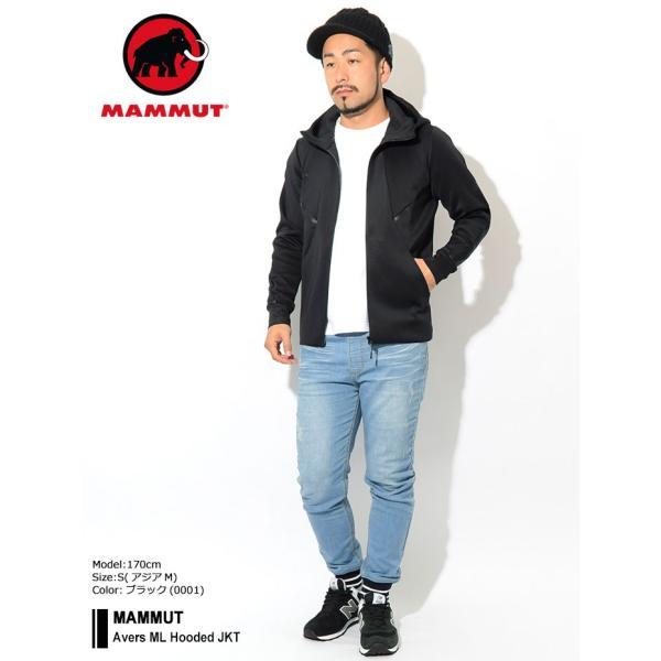 マムート ジャケット MAMMUT メンズ アバース ML フーデッド ( Avers ML Hooded JKT JACKET アウター ブルゾン アウトドア 1014-01640 )|icefield|02
