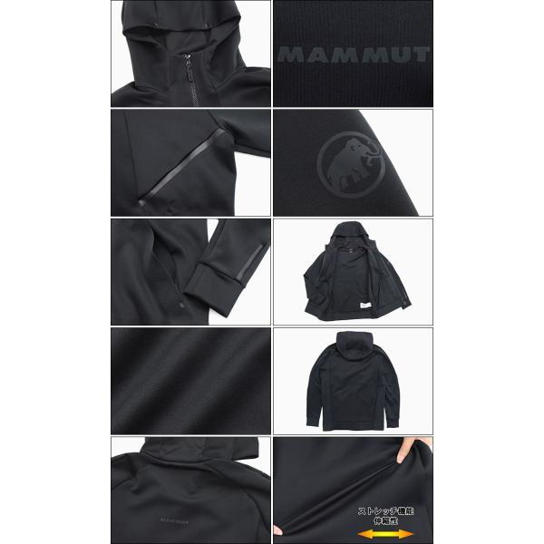 マムート ジャケット MAMMUT メンズ アバース ML フーデッド ( Avers ML Hooded JKT JACKET アウター ブルゾン アウトドア 1014-01640 )|icefield|06