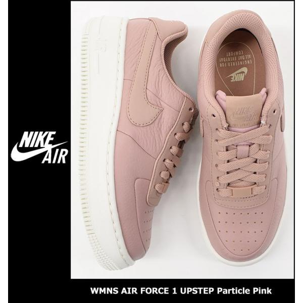 54463753 ... ナイキ NIKE スニーカー レディース & メンズ ウィメンズ エア フォース 1 アップステップ Particle Pink(AIR ...