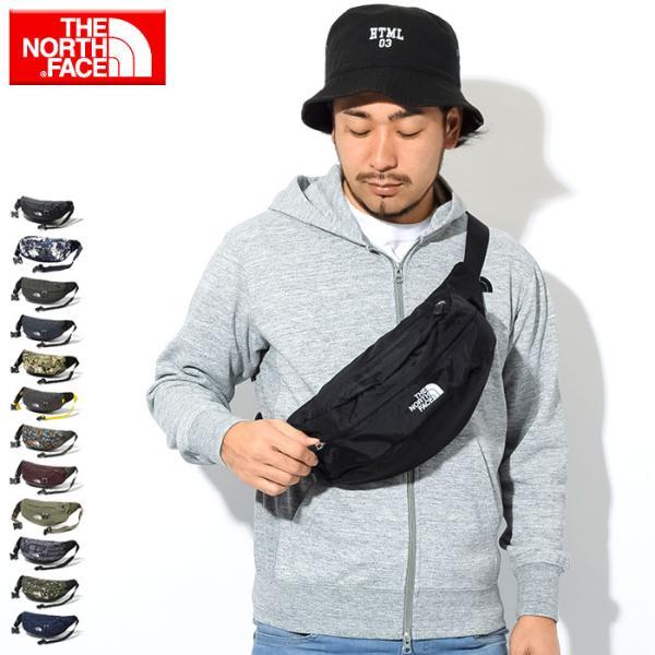 ザ ノースフェイス ウエストバッグ THE NORTH FACE スウィープ ( Sweep Waist Bag 2020秋冬 ウエストポーチ ヒップバッグ NM71904 )