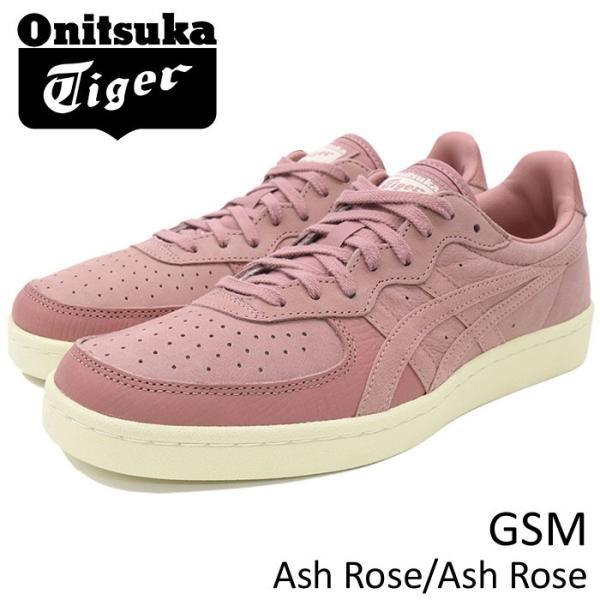 buy online ed38f 51012 オニツカタイガー スニーカー Onitsuka Tiger メンズ 男性用 ジーエスエム Ash Rose/Ash Rose(Onitsuka  Tiger GSM ピンク D839L-2424)