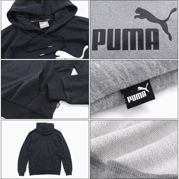 プーマ プルオーバー パーカー PUMA メンズ ESS ビッグ ロゴ(PUMA ESS Big Logo Pullover Hoodie スウェット トップス 男性用 851745)|icefield|03