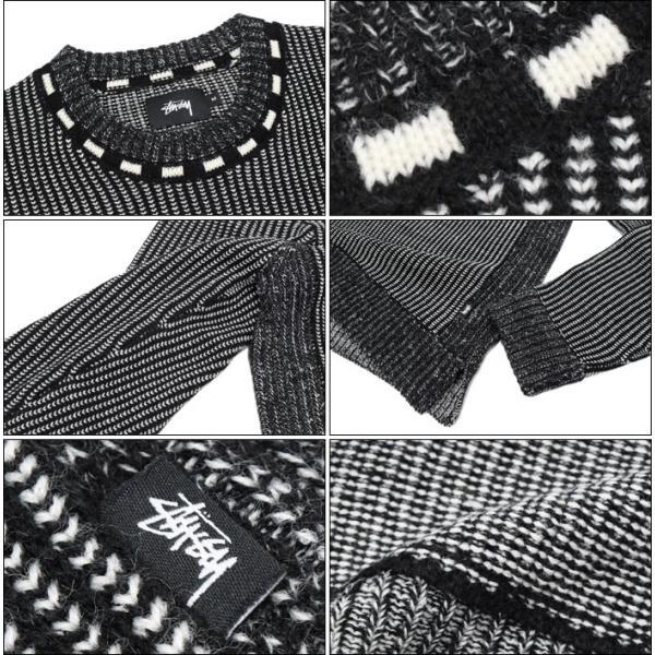 ステューシー STUSSY セーター メンズ Vertical Stripe Crew(stussy sweater ニット クルーネック トップス メンズ・男性用 117036)|icefield|03
