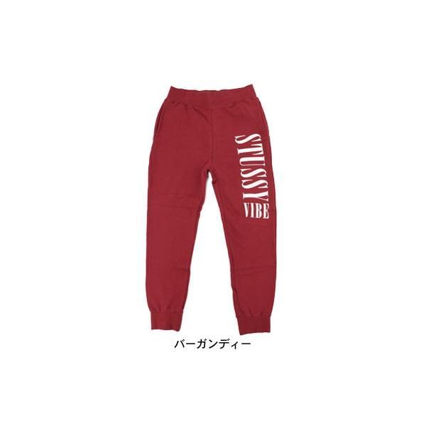 ステューシー STUSSY パンツ メンズ Stussy Vibe Sweat(stussy pant スウェットパンツ ボトムス メンズ・男性用 195020)|icefield|03