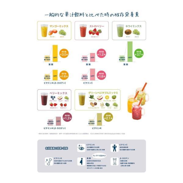 コールドプレス ジュース FOOD BOAT HPPdrink 5個入りギフトセット iceselection 02