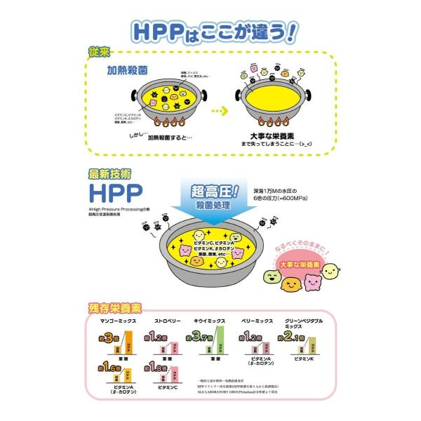 コールドプレス ジュース FOOD BOAT HPPdrink 5個入りギフトセット iceselection 03