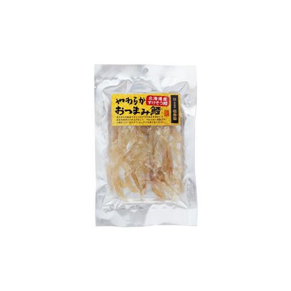 伍魚福 おつまみ やわらかおつまみ鱈 65g×10入り 218900(同梱・代引き不可)