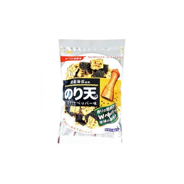 伍魚福 おつまみ のり天ブラックペッパー味 56g×10入り 33680(同梱・代引き不可)