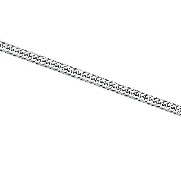 喜平ネックレス PT850 プラチナ六面ダブル(30g 50cm) 造幣局検定刻印入(ホールマーク入) PN0JK6088500 代引不可
