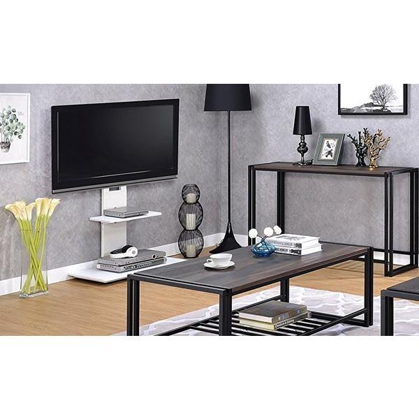 (再入荷) テレビスタンド テレビ台 壁寄せ スタンド 棚付き 2段 32〜60インチ対応 コード隠し SunRuck SR-TVST04 VESA規格 液晶テレビ壁寄せ 新生活|ichibankanshop|11