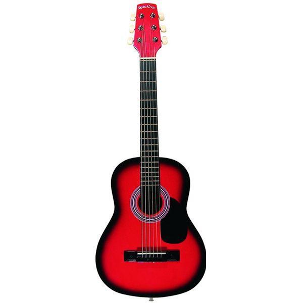 ミニアコースティックギター かわいいアコギ SepiaCrue W-50/RDS レッドサンバースト 同梱/代引不可 同梱不可 送料無料|ichibankanshop|02