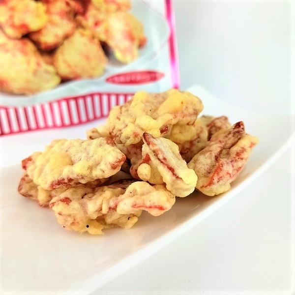 【サクっと食感 紅しょうが天】大阪 お土産 大阪土産 紅しょうがの天ぷら 紅生姜 紅 しょうが 人気 お菓子 おやつ おつまみ お酒にあて 人気 売れ筋