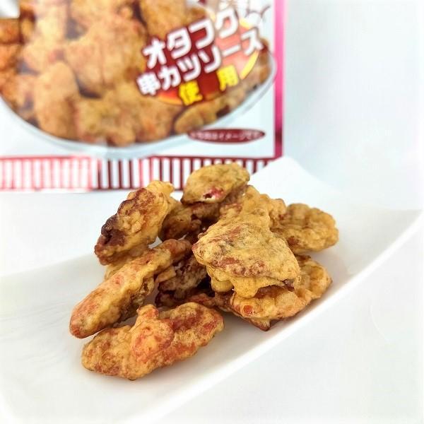 【サクっと食感 紅しょうが天 ソース味】大阪 お土産 大阪土産 紅しょうがの天ぷら 紅生姜 紅 しょうが オタフクソース お菓子 おやつ おつまみ 人気 売れ筋