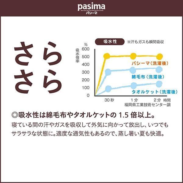 パシーマ パットシーツ(敷きパッド・旧名サニセーフ)キング 198×210cm 龍宮正規品|ichida-kyoto|08