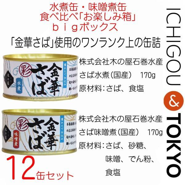 缶詰 食べ比べ お楽しみ箱 BIG ichigou-sake