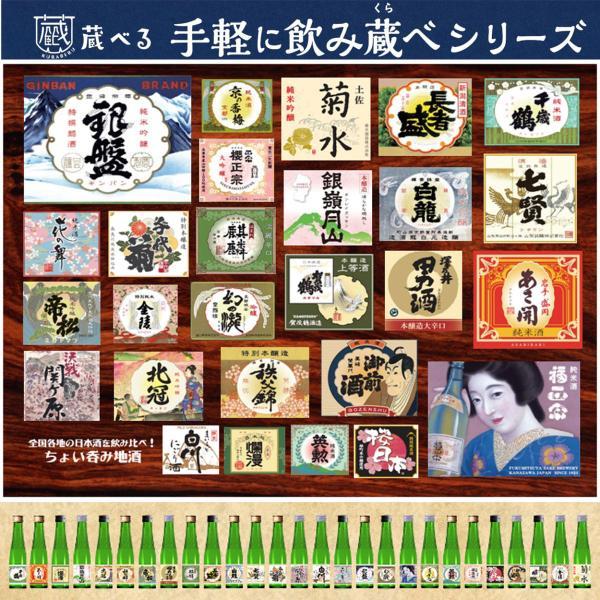 日本酒 飲み比べ 22種から選べる5本セット ギフト|ichigou-sake|02