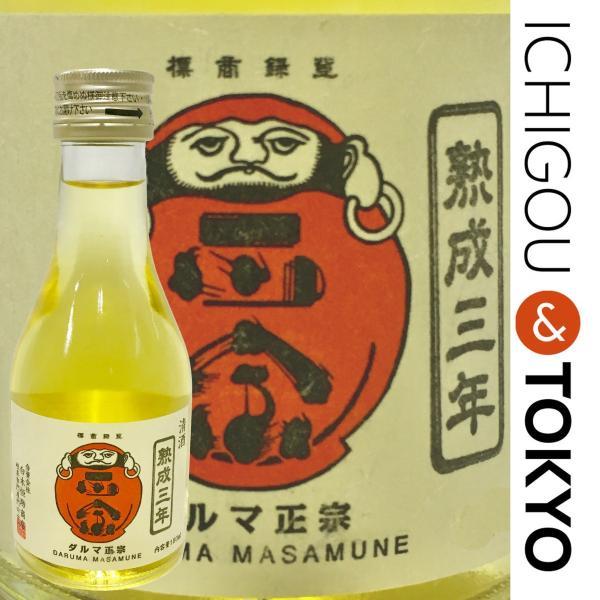 日本酒 普通酒 達磨正宗 熟成三年 180ml ichigou-sake