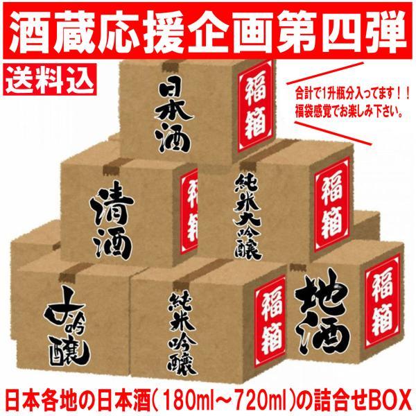 日本酒 詰合せ 飲み比べ ちょい飲み 訳あり|ichigou-sake