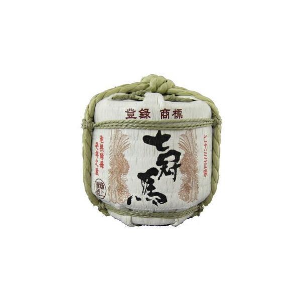 日本酒 ミニ樽 豆樽 菰樽 300ml 2個セット|ichigou-sake|17