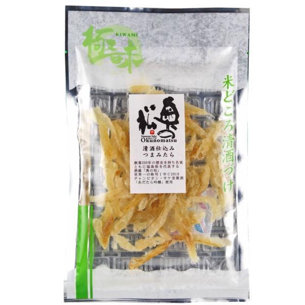 奥の松 清酒仕込み珍味 選べる4種セット おつまみ|ichigou-sake|08